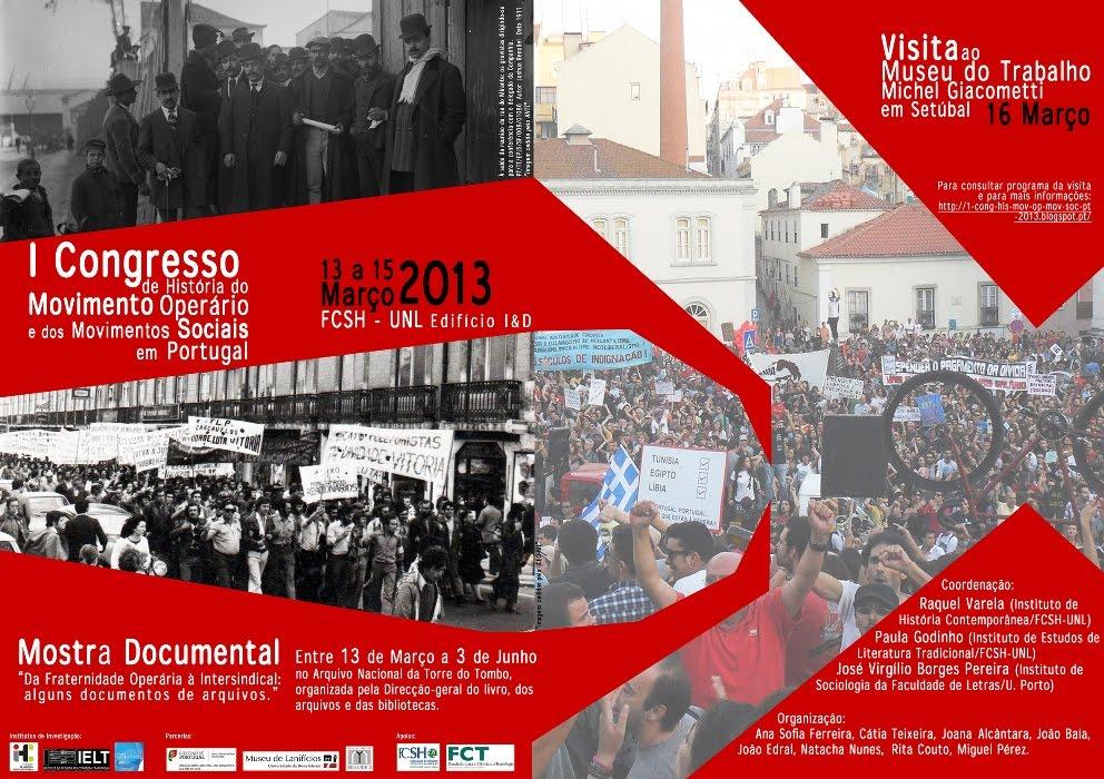Congresso Movimento Operário
